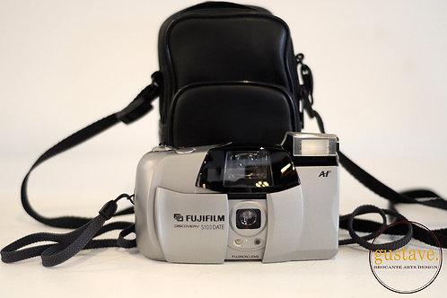 VENDU* Appareil photo Fujifilm Discovery S100 date