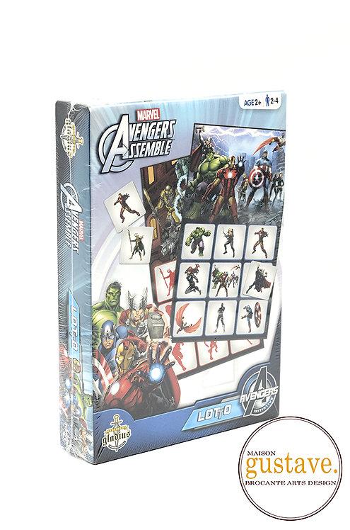 Avengers Assemble lotto, scellé
