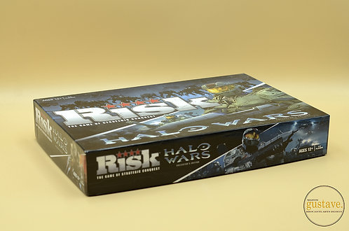 Risk Halo Wars 2009