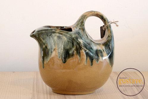 Pichet, ensemble à thé et tasses Céramique de Beauce