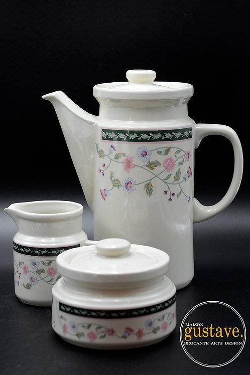 Ensemble à thé en céramique