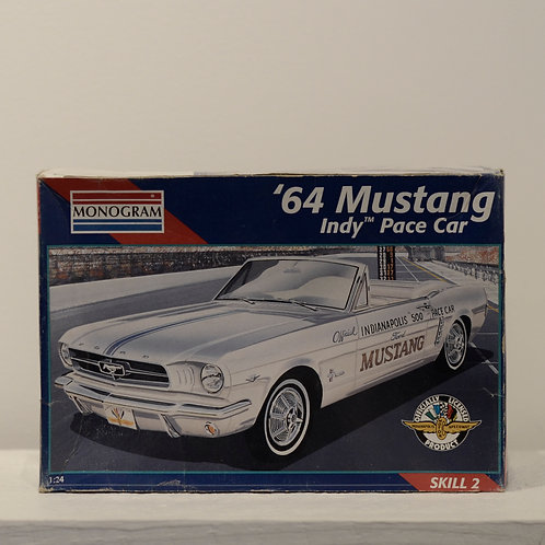 Monogram '64 Mustang Indy Pace Car