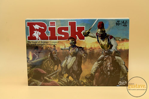 Risk, 2015 (neuf et scellé)