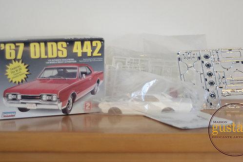 Lindberg 1967 Oldsmobile 442