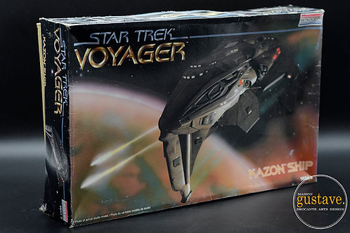 Monogram Star Trek Voyager Kazon ship