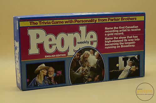 People Weekly trivia game