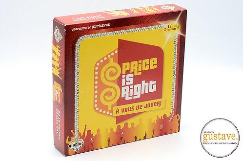 Price is right, à vous de jouer! 2012