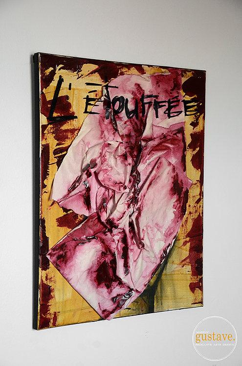 L'étouffée (Autoportrait)