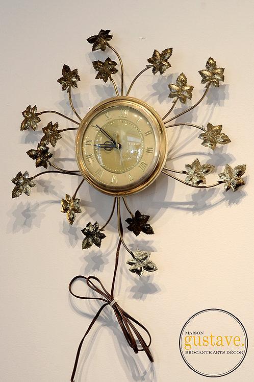 Horloge United style art nouveau