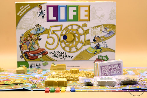 The game of Life 50th anniversary
