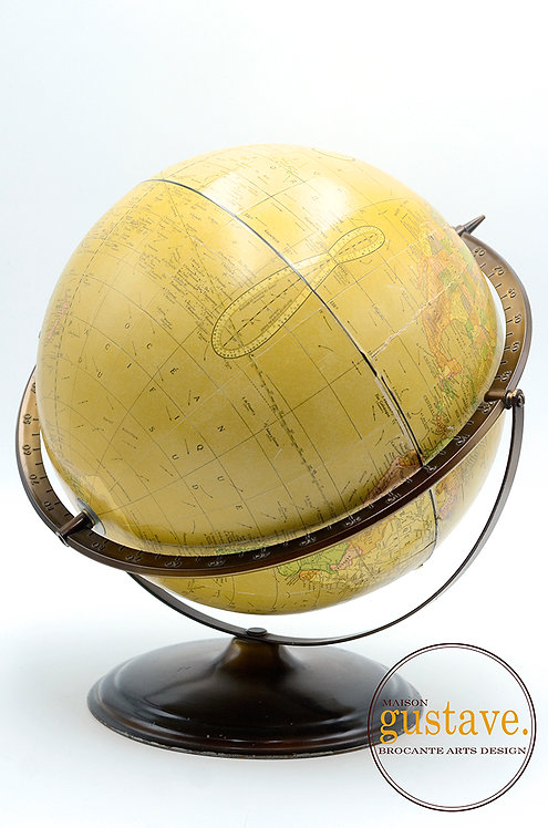 "Globe terrestre 12"""