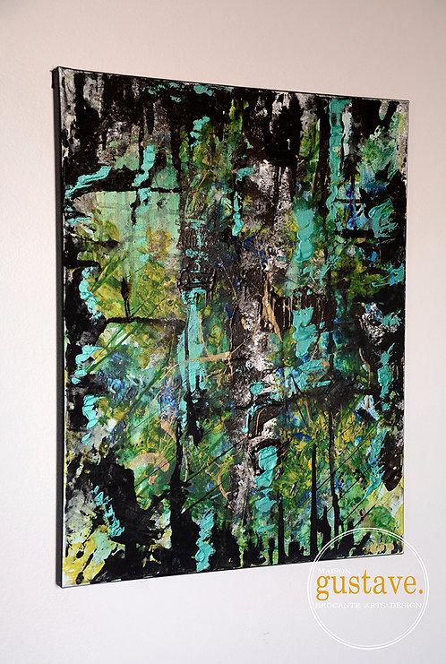 Vert (Autoportrait)