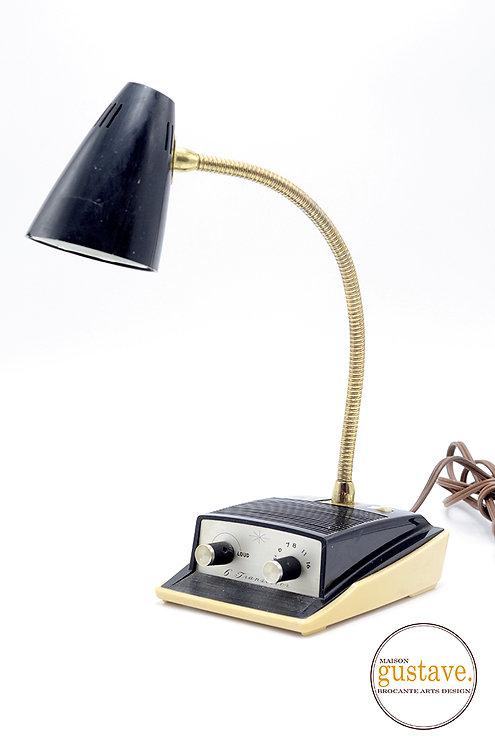 Lampe radio AM transistor Imar flex