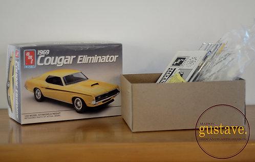 AMT 1969 Cougar Eliminator