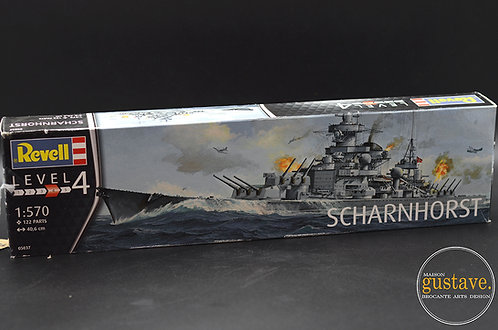 Revell Scharnhorst 1:570 LVL4
