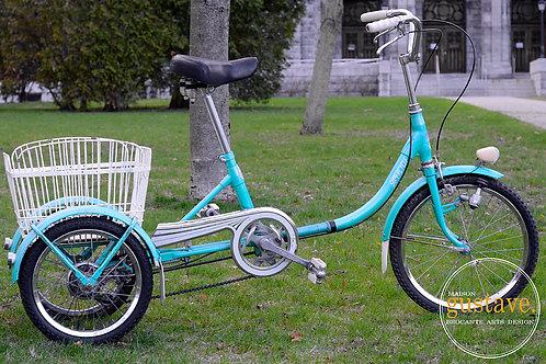 VENDU* Vélo rétro Supercycle à trois roues