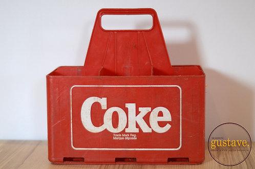 Caisse en plastique Coke