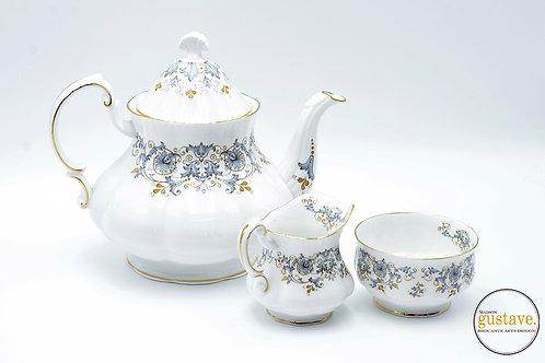 Ensemble à thé Paragon Tuscany, Angleterre