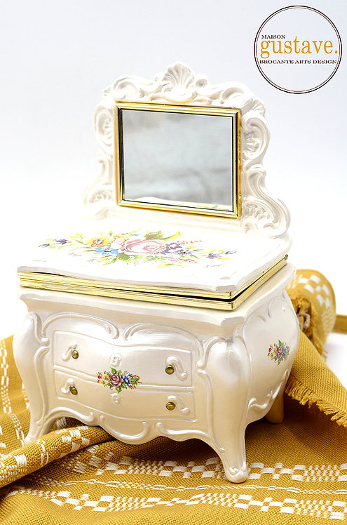 Boîte à bijoux italien Berger