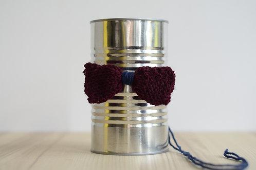 Nœud Papillon en tricot