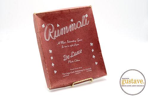 Rummoli de Luxe, 1940
