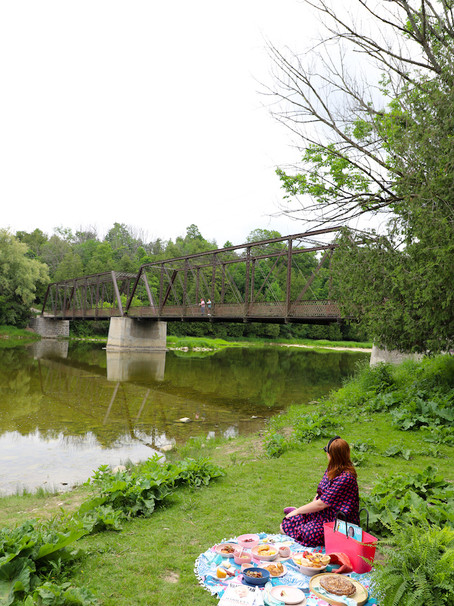 Picnicking in Huron County