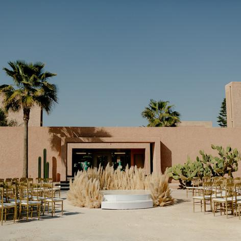 Keegan and Tori celebrate their wedding at Dar Sabra in Marrakech, Morocco  Wedding photography: Michelle Scott Photo Wedding florist: Le Kiosque à Fleurs Marrakech   Catherine Villier Wedding planner: MAEV