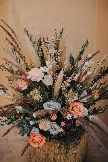 Bouquet à offrir par Le Kiosque à Fleurs Marrakech | Catherine Villier Photography by Meltam Salb