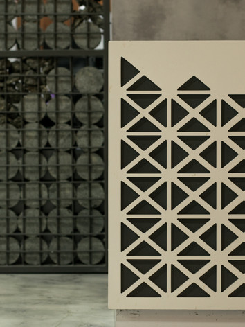 Reception : Parmetric pattern