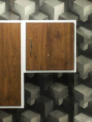 Work station 02 : Shelves