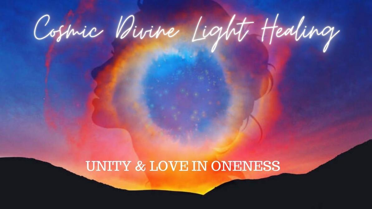 Cosmic Divine Light Healing
