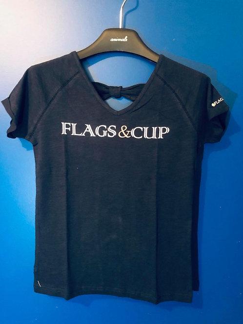 Tee Shirt Dame AMALUZA F&C