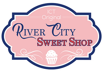River City Sweet Shop Wichita Logo