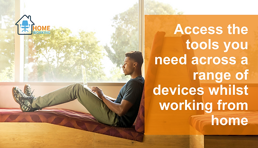 Access the tools you need across a range