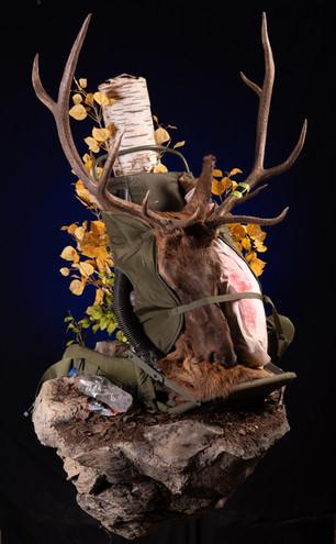 Elk Pack Mount