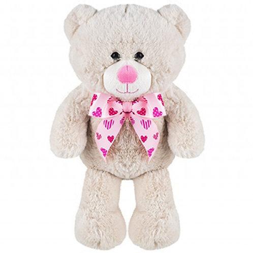 """10"""" Cream Bear"""