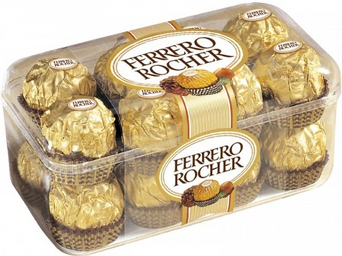 Ferrero Rocher x16