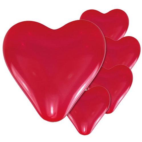 Small Latex Heart Balloon