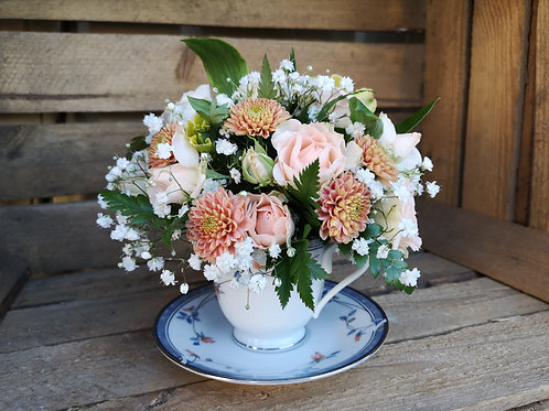 Tea Flowers / Bulbs (COLLECTION ONLY)