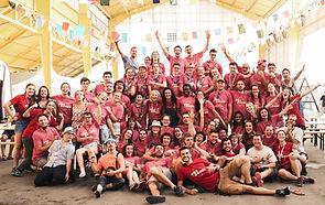 équipe des bénévoles et organisateurs Unisound