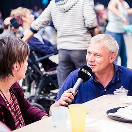 Interview tevcom journaliste Unisound