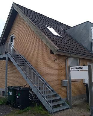 Østergade 28A, Lille Skensved