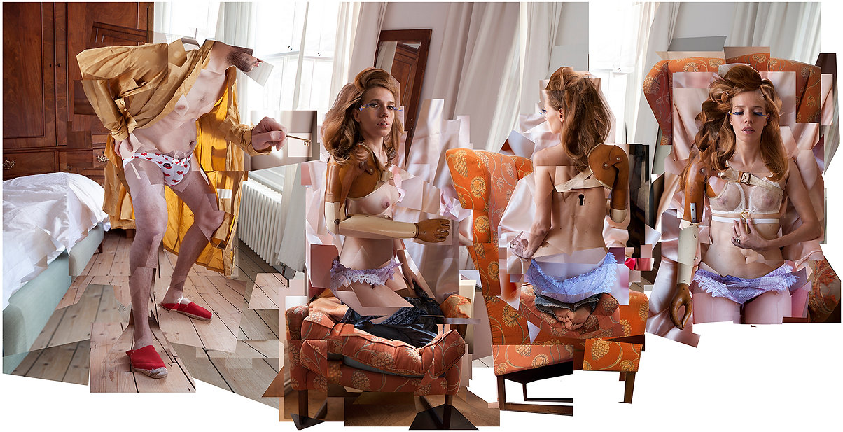 Sleeping Beauty, Charles Perrault, fairytale, sex doll, sex toy, wind up doll, prostitute, prosthetic arm