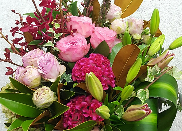 Tropical Pink Arrangement