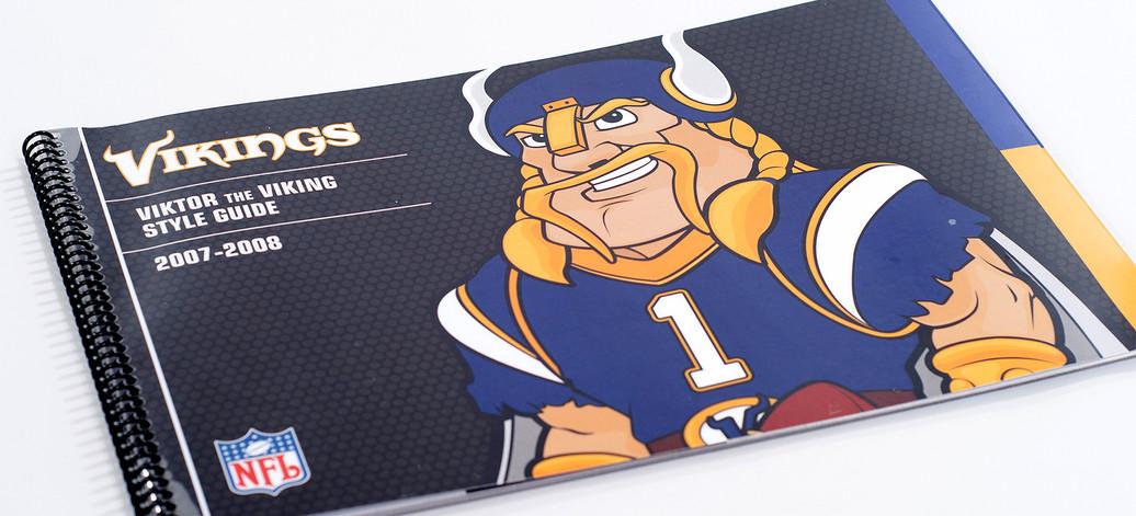 Minnesota Vikings Style Guide