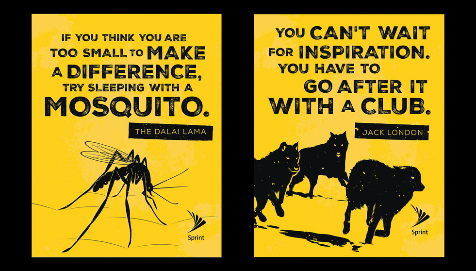 Sprint Posters