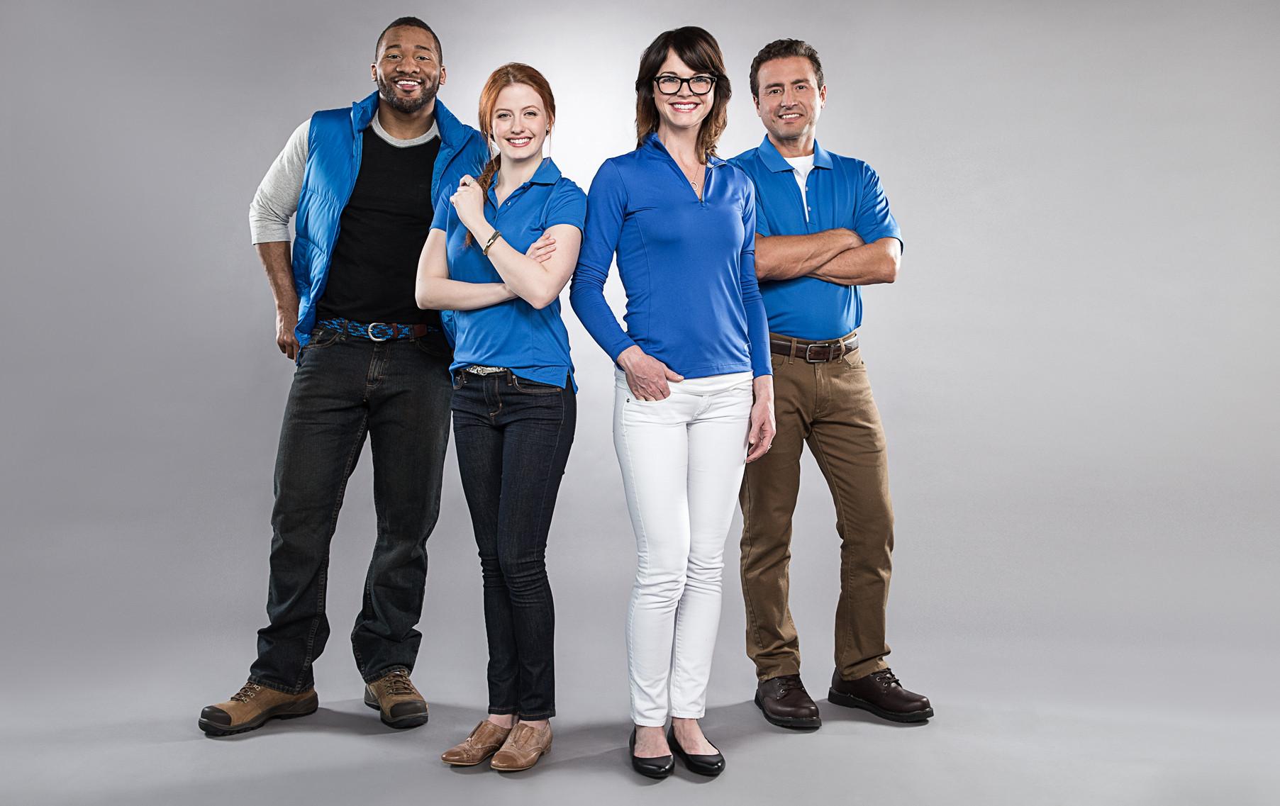 Blue Crew—Uniform