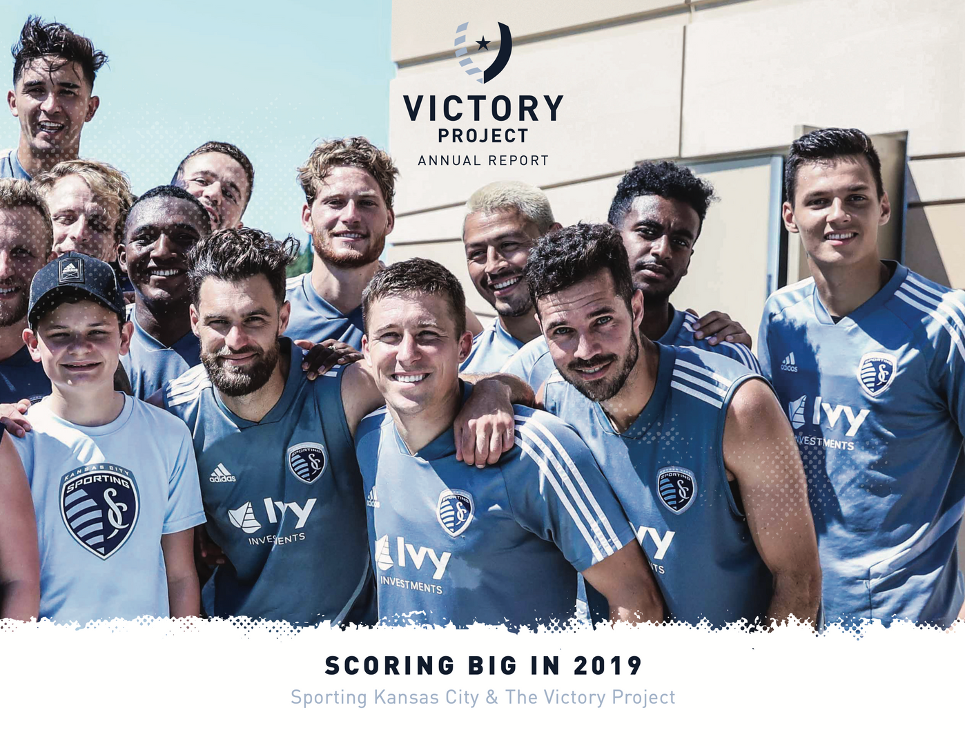 Sporting Kansas City Victory Project Annual Report