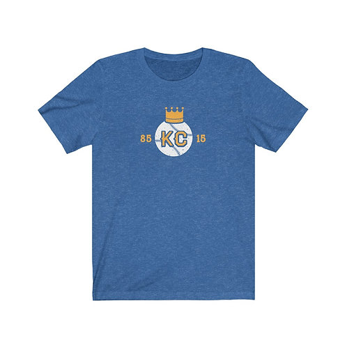 KC 85-15 Unisex Jersey Short Sleeve Tee