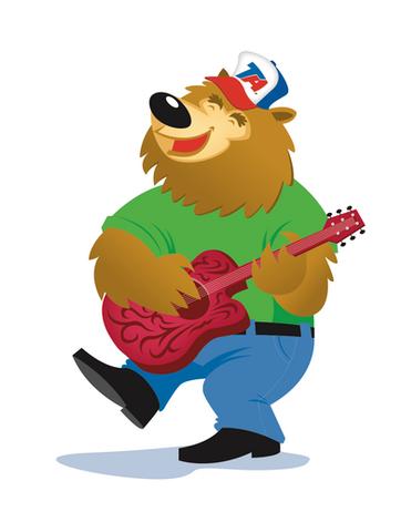 Mack the TA Bear